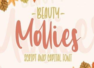 Beauty Mollies Font Duo