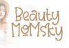 Beauty Momsky Font