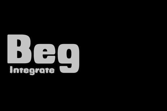 Beg Font