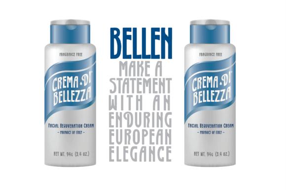Bellen Font