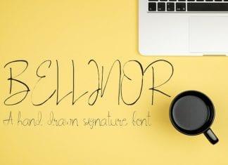 Bellinor Font