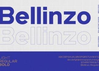 Bellinzo Font