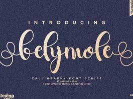 Belymole Font