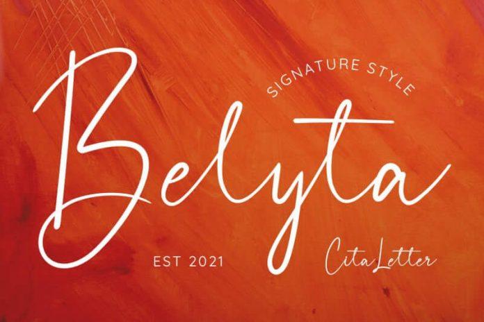 Belyta Font