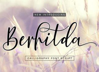 Berhilda Font