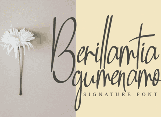 Berillamtia Font