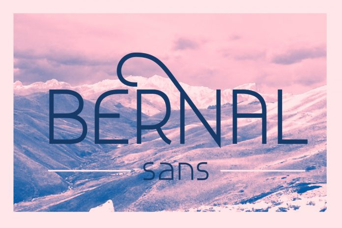 Bernal Sans Font