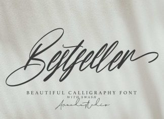 Bestseller - Beautiful Calligraphy