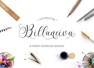 Billaneiva Font