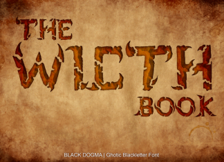 Black Dogma Font