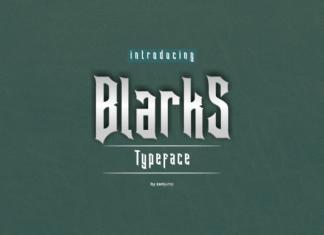 Blarks Font