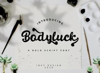 Bodyluck Font