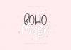Boho Magic Font
