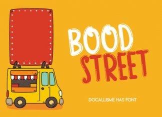 Bond Street Font