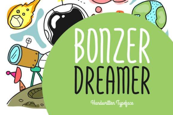 Bonzer Dreamer Font