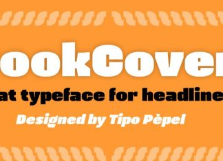 Bookcover Font