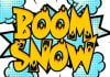 Boom Snow Font