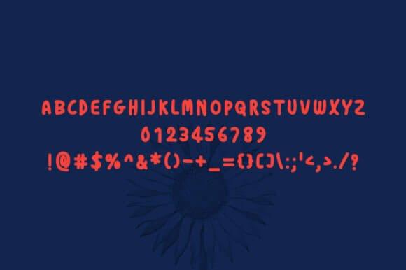 Boprado Font