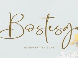 Bostesga Font