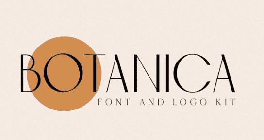 Botanica Font