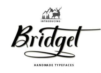 Bridget Font