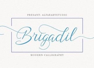 Brigadil Font