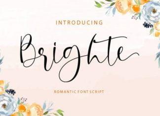 Brighte Font