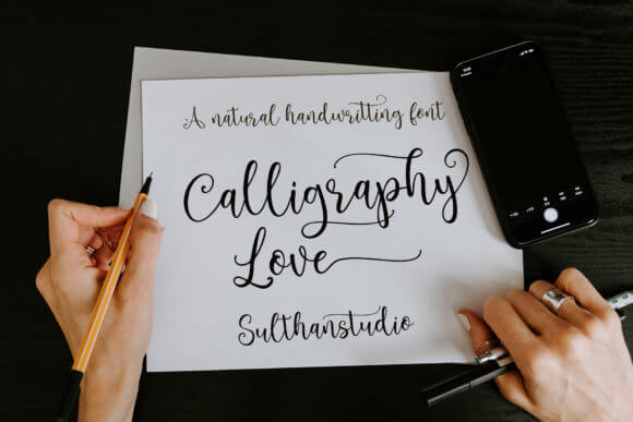 Brightlady Font