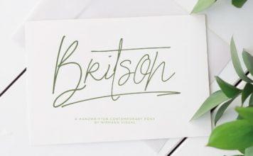 Britson Font