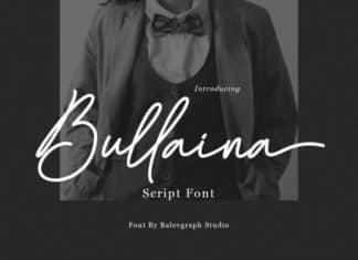 Bullaina Font