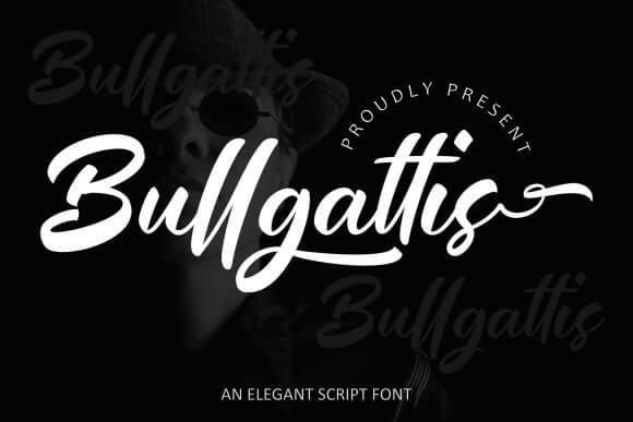 Bullgattis Font