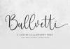 Bullvetti Font