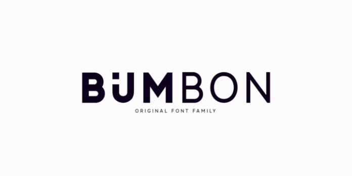 Bumbon Font Family