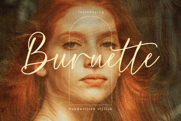 Burnette Font