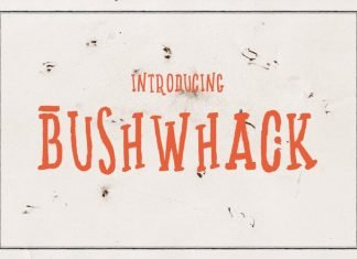 Bushwhack Font