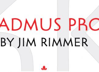 Cadmus Pro Font