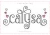 Calysa Font