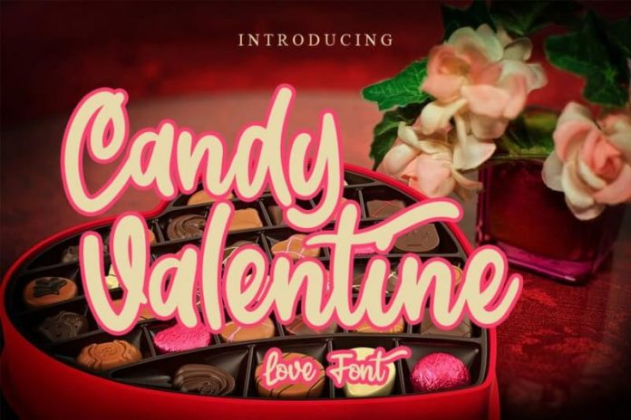 Candy Valentine Font