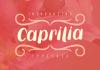 Caprilia Font
