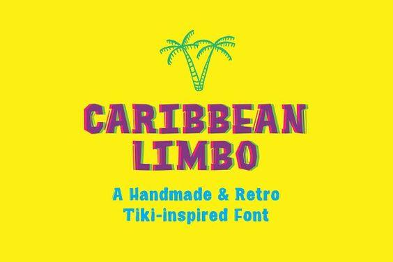 Caribbean Limbo Font
