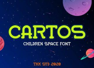 Cartos Font
