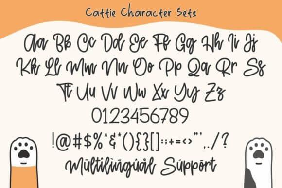 Cattie Font