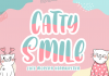 Catty Smile Font