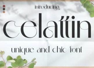 Celattin Font
