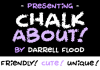 Chalkabout Font
