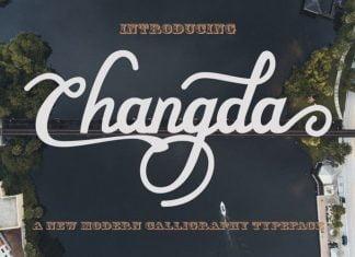 Changda Font