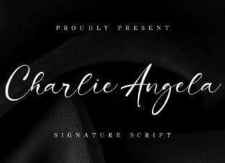 Charlie Angela Font