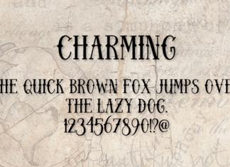 Charming Font