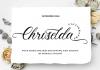 Chriselda Font