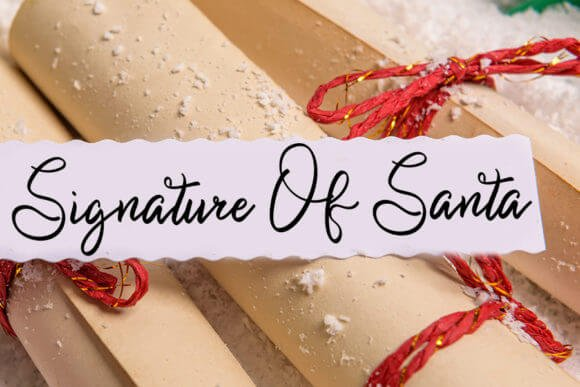 Christmas Dream Font